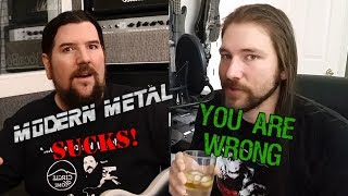 RE: Modern heavy metal SUCKS! - YOU'RE WRONG | Mike The Music Snob Reacts
