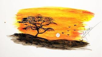 clases de pintura acrílica - YouTube