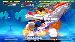 Guilty Gear Isuka PC Steam Release - Final Boss