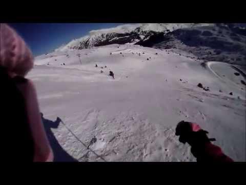 Skiing Soldeu 01/01/15