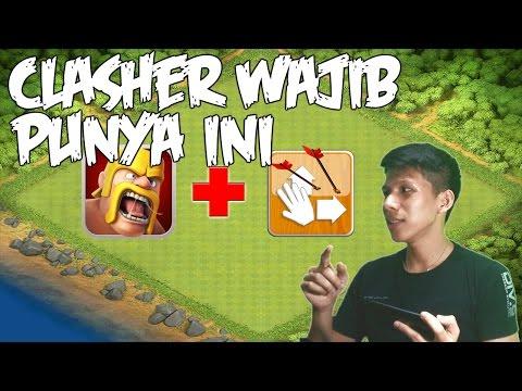 Aplikasi Baru Yang Clasher COC HARUS PUNYA - Clash Of CLans Indonesia