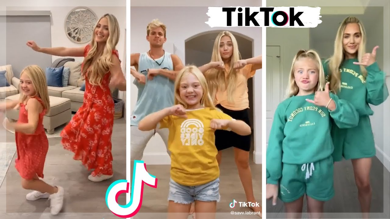 Best Of Savannah LaBrant TikTok Compilation ~ The LaBrant Family TikTok Dances ~ Savv.labrant
