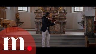 Virtual Verbier Festival with Leonidas Kavakos -  Bach: Sonata for Solo Violin No. 1 in G minor