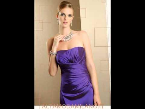 e49769bb0d28 Abbigliamento mamma sposo ALTAMODAMILANO - YouTube