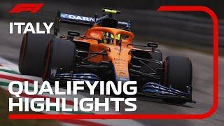 Qualifying Highlights   2021 Italian Grand Prix