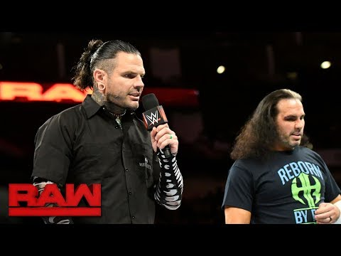 "Thumbnail: Have The Hardy Boyz become ""obsolete""?: Raw, July 10, 2017"