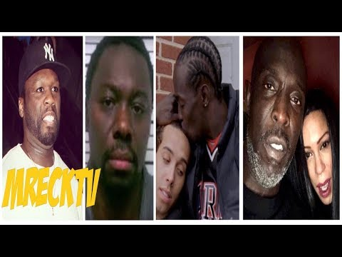 50 Cent Calls Michael K Williams Suspect Aka Omar From 'The Wire Ridin W Jimmy HenchmanM.Reck Live