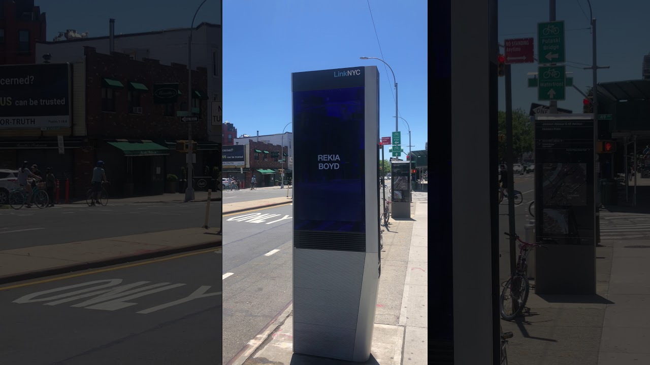 Why Will Bus Stops Say the Names of Victims But Maybelline Won't?