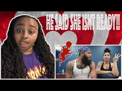 HE SAID SHE ISNT READY!!! CAN WE SEE OURSELVES TOGETHER (PART 2) Q&A CLARENCENYC (REACTION)