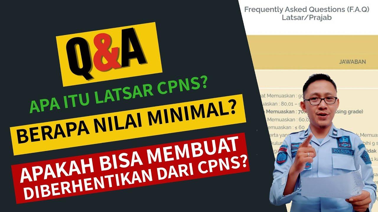 Bahas Latsar CPNS dan Syarat Pegangkatan Menjadi PNS