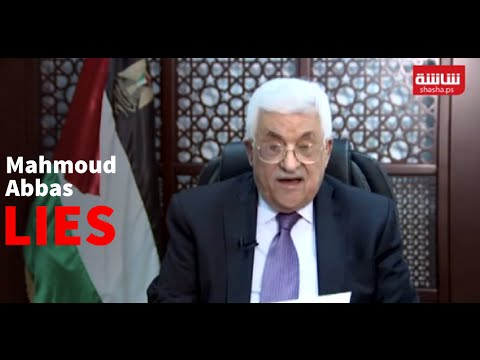 Mahmoud Abbas Lies