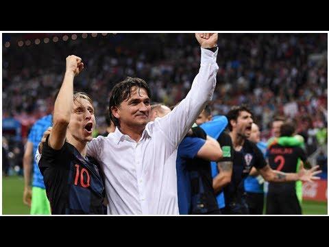 WM 2018: Luka Modric stichelt nach Sieg mit Kroatien gegen England