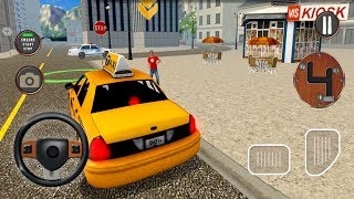 City Taxi Driver 2016 Real Cab Simulator (by Imperial Arts Pty Ltd) Android Gameplay [HD]