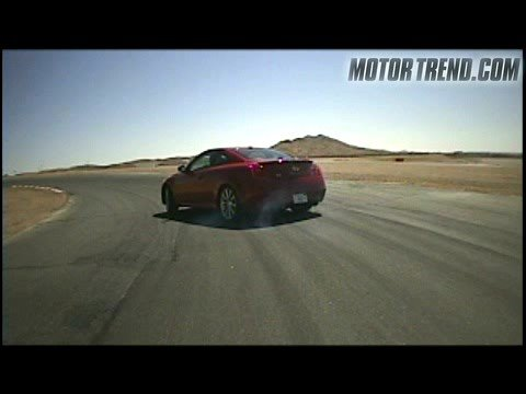 G37 Vs. 335i - Infiniti and BMW Face Off At The Track! Pt. 1