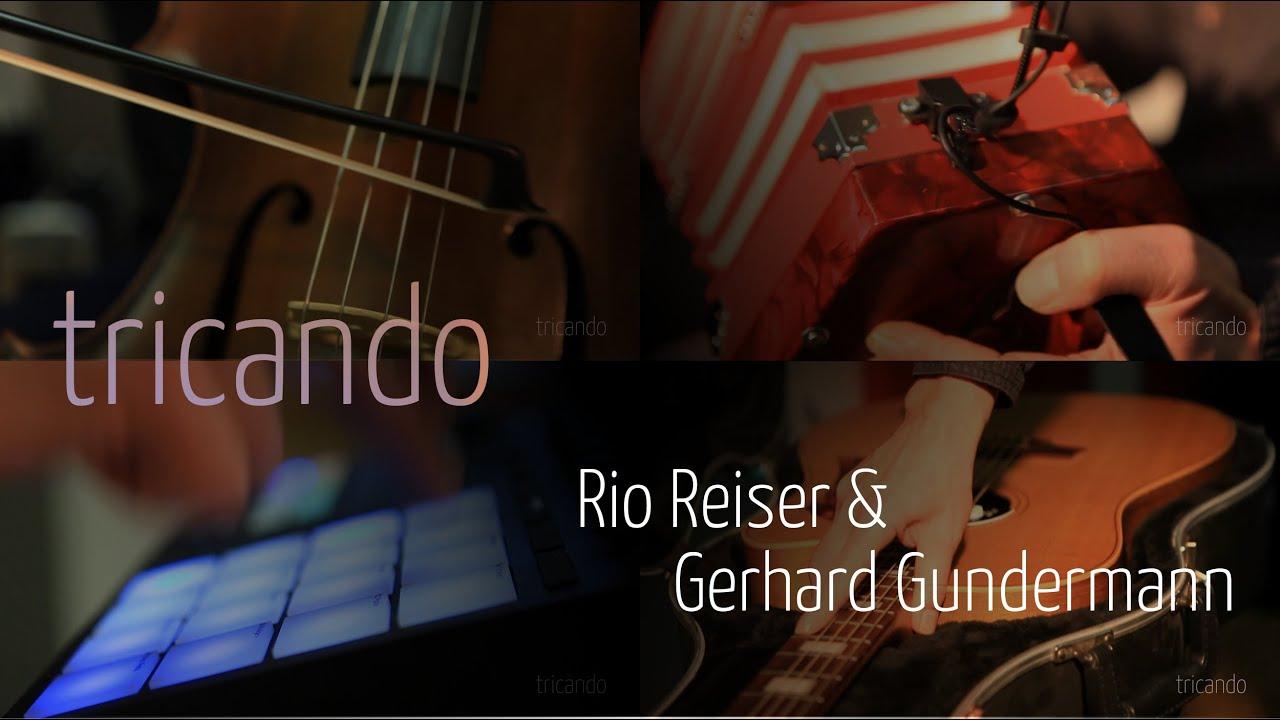 tricando - rocken und flüstern, singen und spielen mit den Songs von Rio Reiser & Gerhard Gundermann