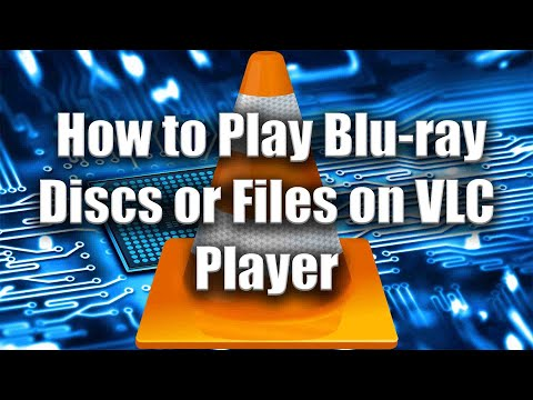 How to Play Blu-ray Discs or Files on VLC Player - Windows - PC Tutorial -  ZanyGeek