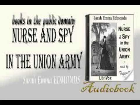Nurse and Spy in the Union Army Sarah Emma EDMONDS audiobook