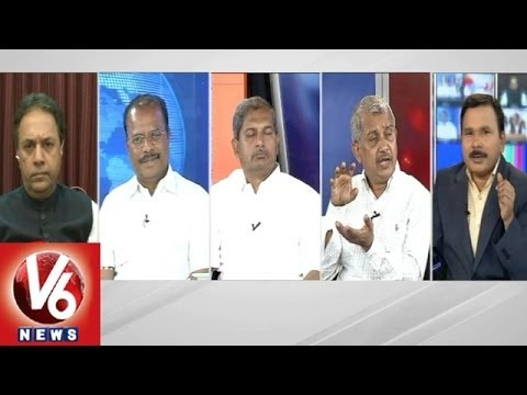 Effect Of President's Rule On Seemandhra and Telangana, Indrasena Reddy, Ramachandru -7PM Discussion