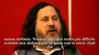 Patent Absurdity - Stallman e Beethoven (ITA sub.)