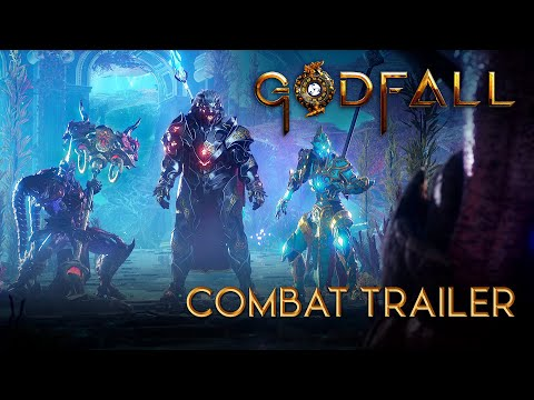 Godfall: Combat Trailer – 4K