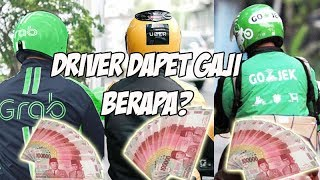 Download Video BERAPA GAJI DRIVER OJOL? PENGHASILAN OJEK ONLINE MP3 3GP MP4