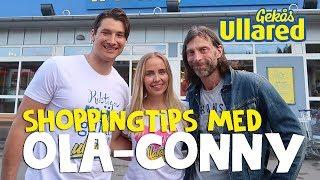 Shoppingtips med Ola-Conny från Ullared   HUSBILSTURNÉN #11
