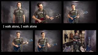 Green Day - Boulevard of Broken Dreams (Cover By Adam Ruchman)