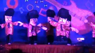 liliput dance by kendriya vidyalaya ambhajari nagpur students