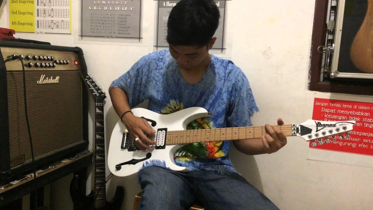 chek sound gitar ibanez pgm custom series by sentanamusic youtube