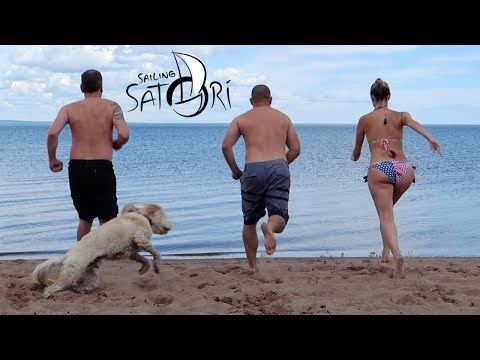 "Ep. 13 - ""Polar Plunge!"" For a Florida girl... (Sailing Satori)"