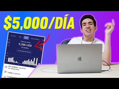 💰Cómo Hacemos $5,000/DÍA con Shopify Dropshipping thumbnail