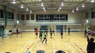 2014年11月8日Lucky Colorさんとの練習試合1セット目の動画です。