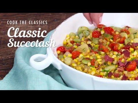 How to Make Classic Succotash | MyRecipes