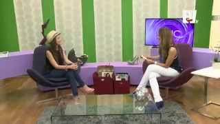 Entrevista a Ana Carolina Grajales - Chic Magazine 17 de Julio Parte 4