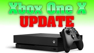 HUGE New Xbox One X Update Adds Incredible 4K Feature For The First Time! Xbox Keeps Getting Better!
