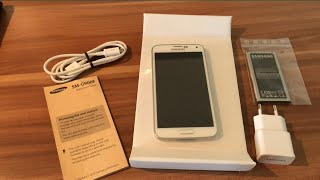 Samsung Galaxy S5 - Unboxing (Refurbished)