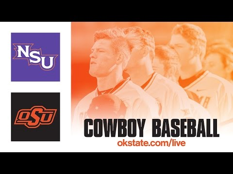 Oklahoma State Baseball vs. Northwestern State (Game 2)