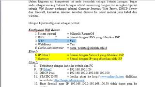 Download Pembahasan UKK TKJ Thn 2019 Paket 2 K13