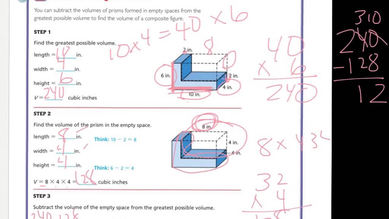 go math student edition volume 2 grade 5 2015