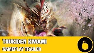 TOUKIDEN KIWAMI | GAMEPLAY TRAILER (PSVITA)