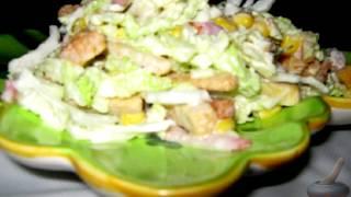 Новогодний салат Моя прекрасная леди