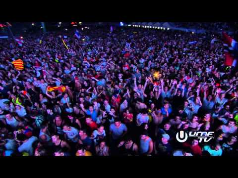 Afrojack Live at Ultra Europe 2015