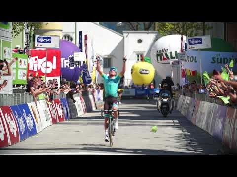 Tour of the Alps Stage 4: Sanchez shines in sunny Lienz