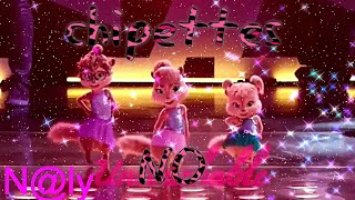 the chipettes no music lyrics video