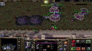 Проходим Кампанию Warcraft III #4 АРХИМОНД, ВЫХОДИ