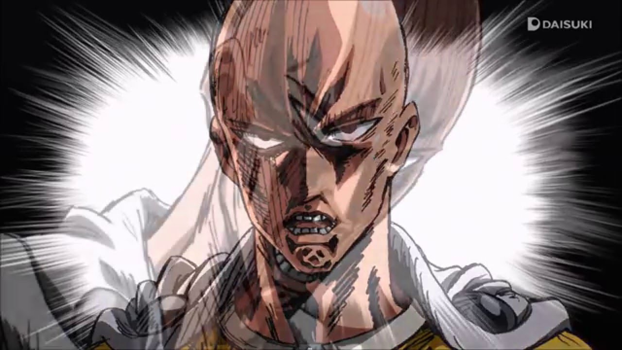 One Punch Man Soundtrack - Saitama's training. - YouTube