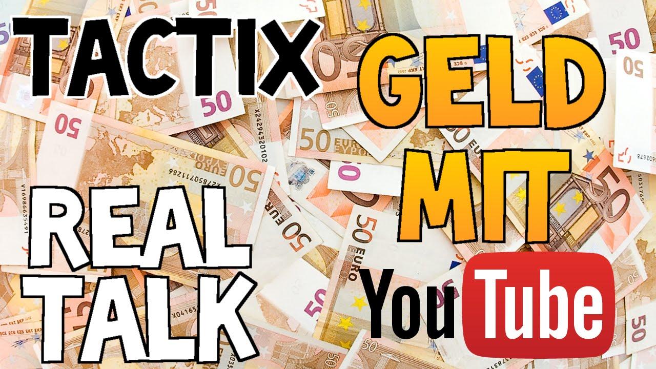 youtuber geld verdienen