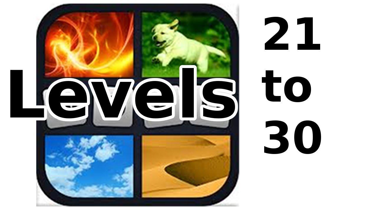 4 pics 1 word level 21 to 30 walkthrough youtube 4 pics 1 word level 21 to 30 walkthrough aljukfo Image collections