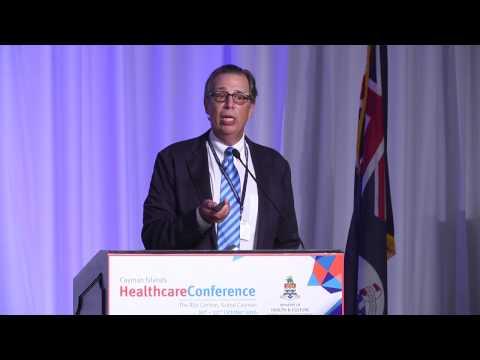 Cayman Islands Healthcare Conference FRIDAY, 21 OCTOBER 2016 Dr David Greenberg