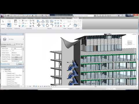 Revit Curtain Wall Mullions